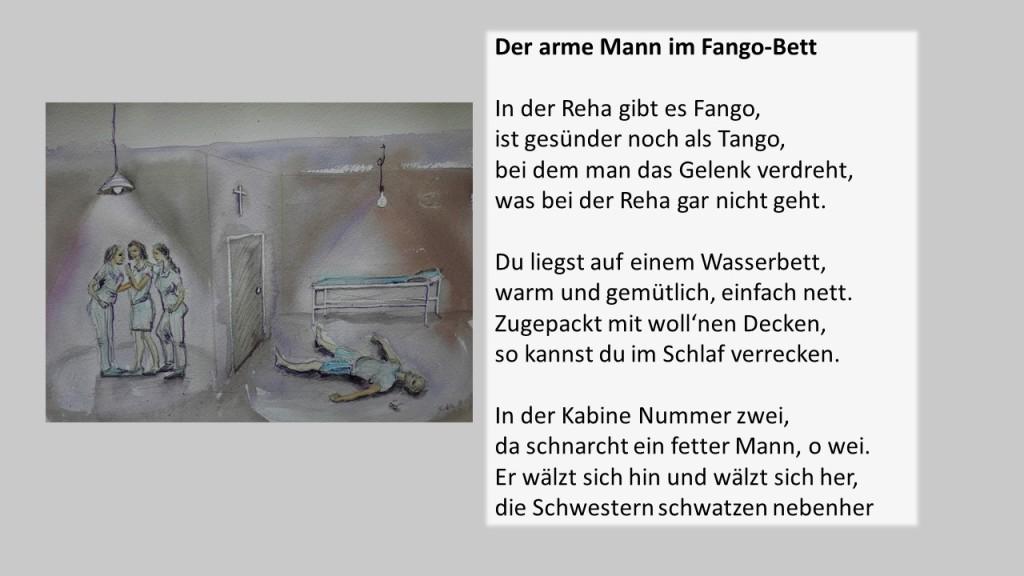 Illustrierte Gedicht von Berndt Baumgart
