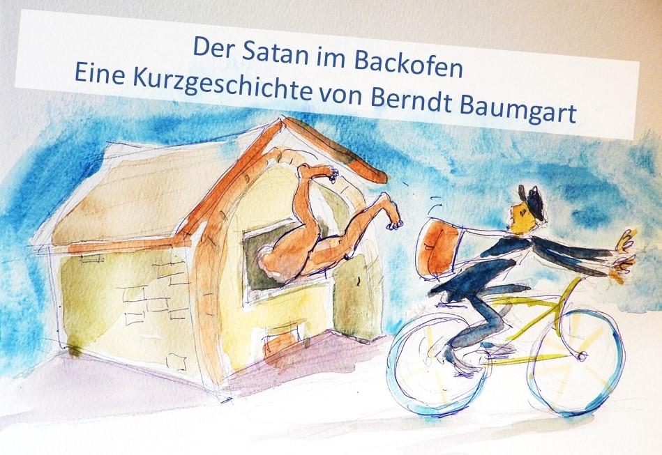 Bayerische Kurzgeschichte von Berndt Baumgart